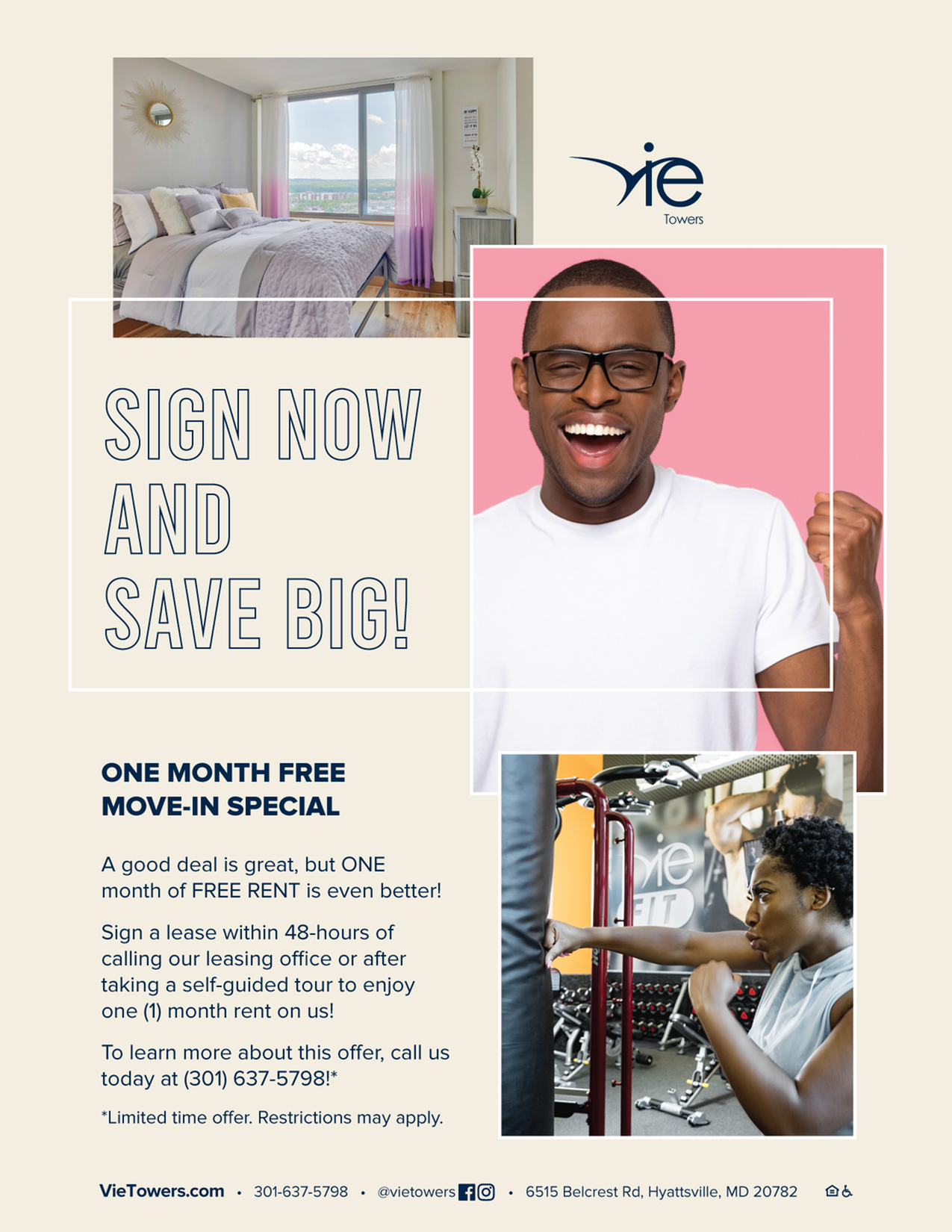 Sign Now & Save Big! One Month Free Limited Time Offer-image