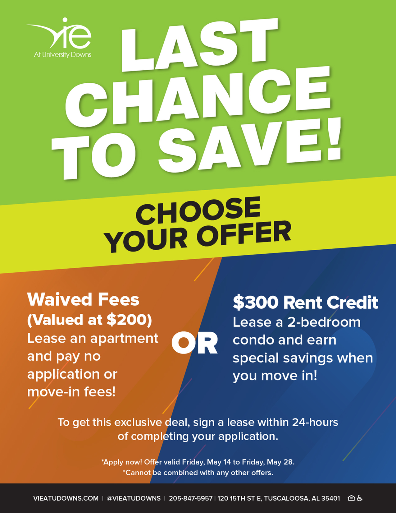 LAST CHANCE TO SAVE | ENDS MAY 28-image