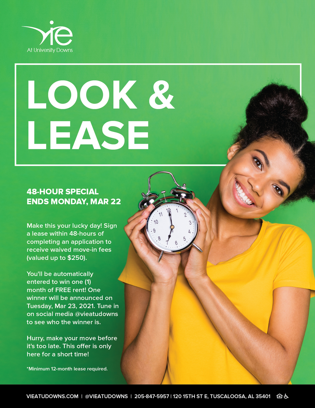 NOW LEASING! 48-HOUR LOOK & LEASE SPECIAL-image