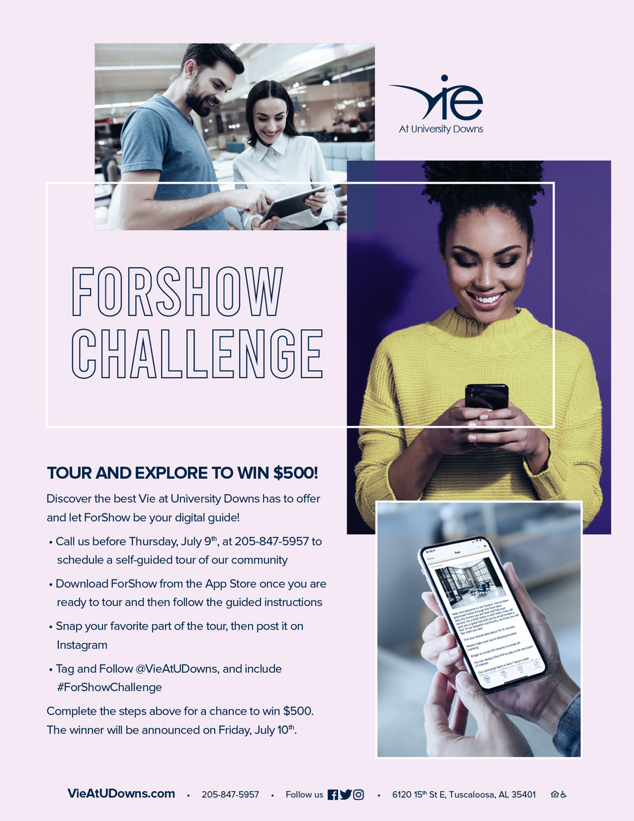ForShow Challenge   Tour & Explore to Win $500-image