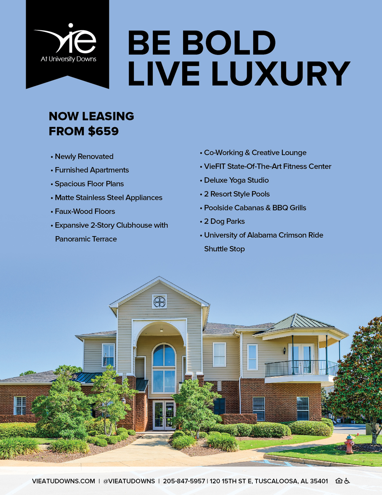 Now Leasing for Fall 2021   Rent From $659-image