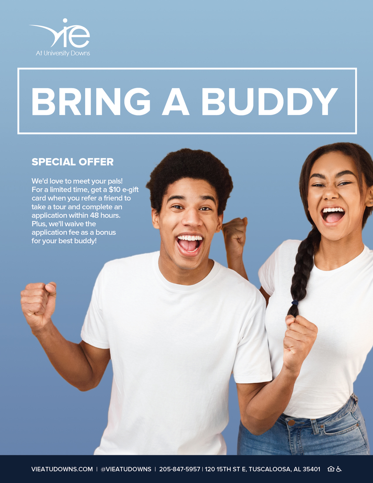 NEW! Bring a Buddy, Earn Money-image