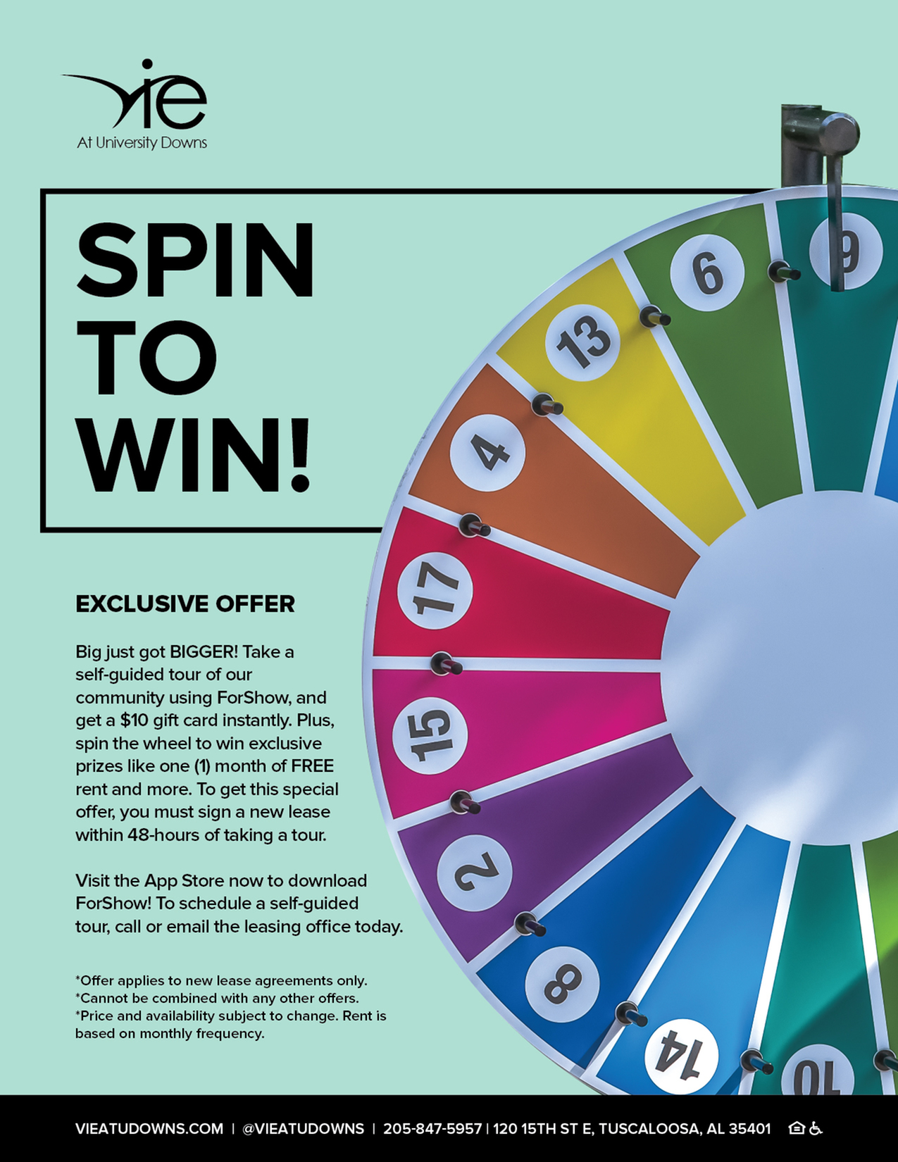 PLAY TO WIN | ENTER FOR SPECIAL SAVINGS BY APRIL 30-image