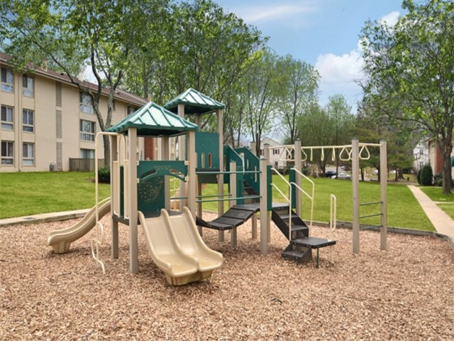 Image of Kids Park for Harpers Forest Apartments