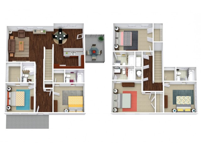 Sycamore 5 Furnished