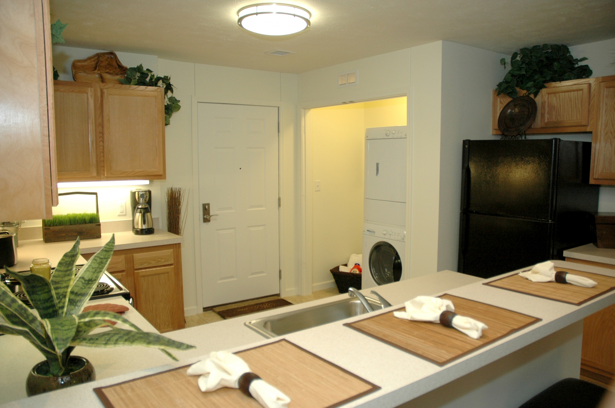 2 Bed 2 Bath Apartment in Fort Drum NY – Fort Drum Housing Floor Plans
