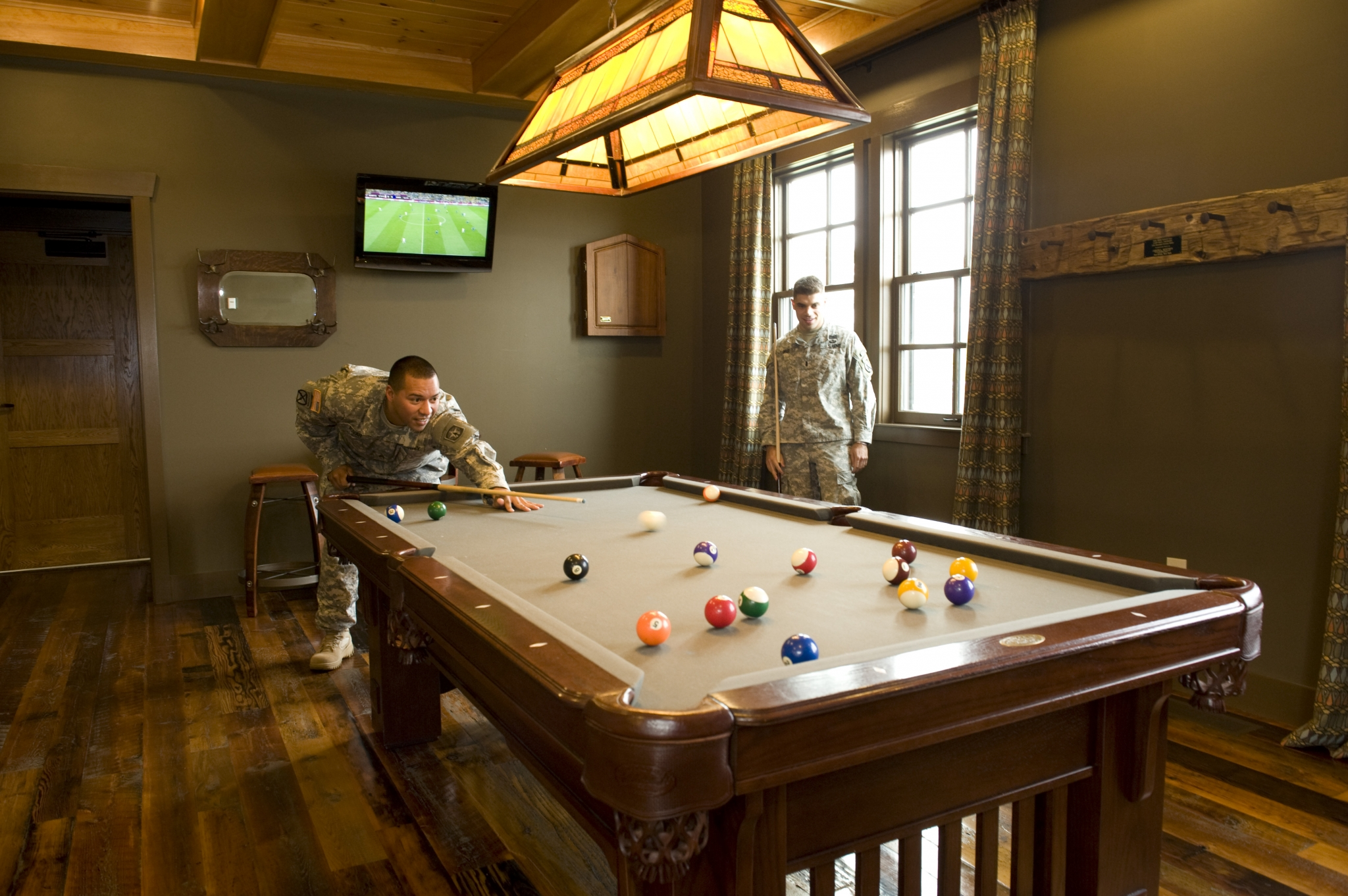 Billiards Table | Fort Drum Housing