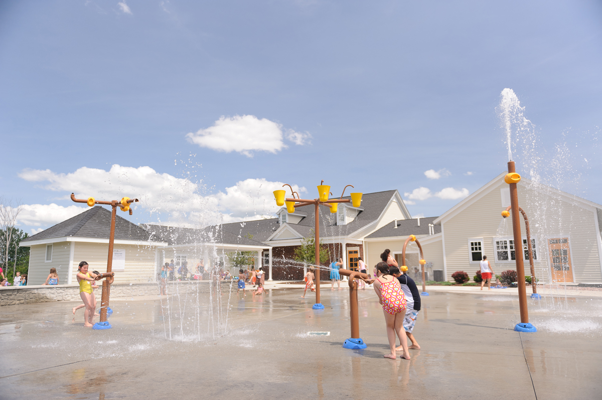 Splash Park | Fort Drum Housing