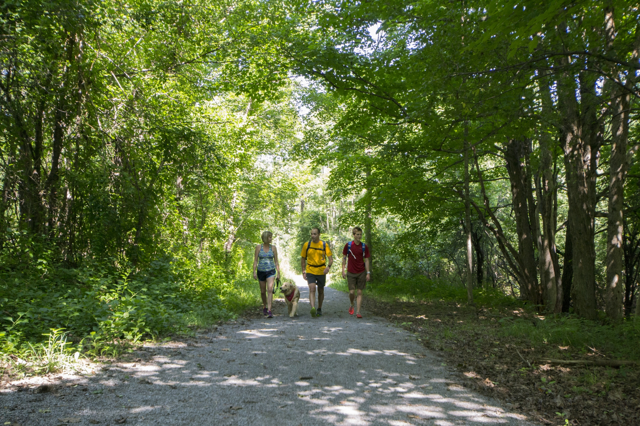 Trail Network | On Post Housing Fort Drum
