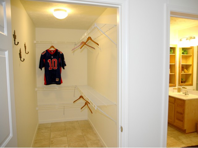 Image of Walk-In Closets for The Timbers