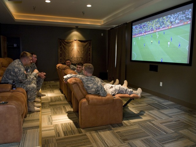 Image of Theater Room for The Timbers
