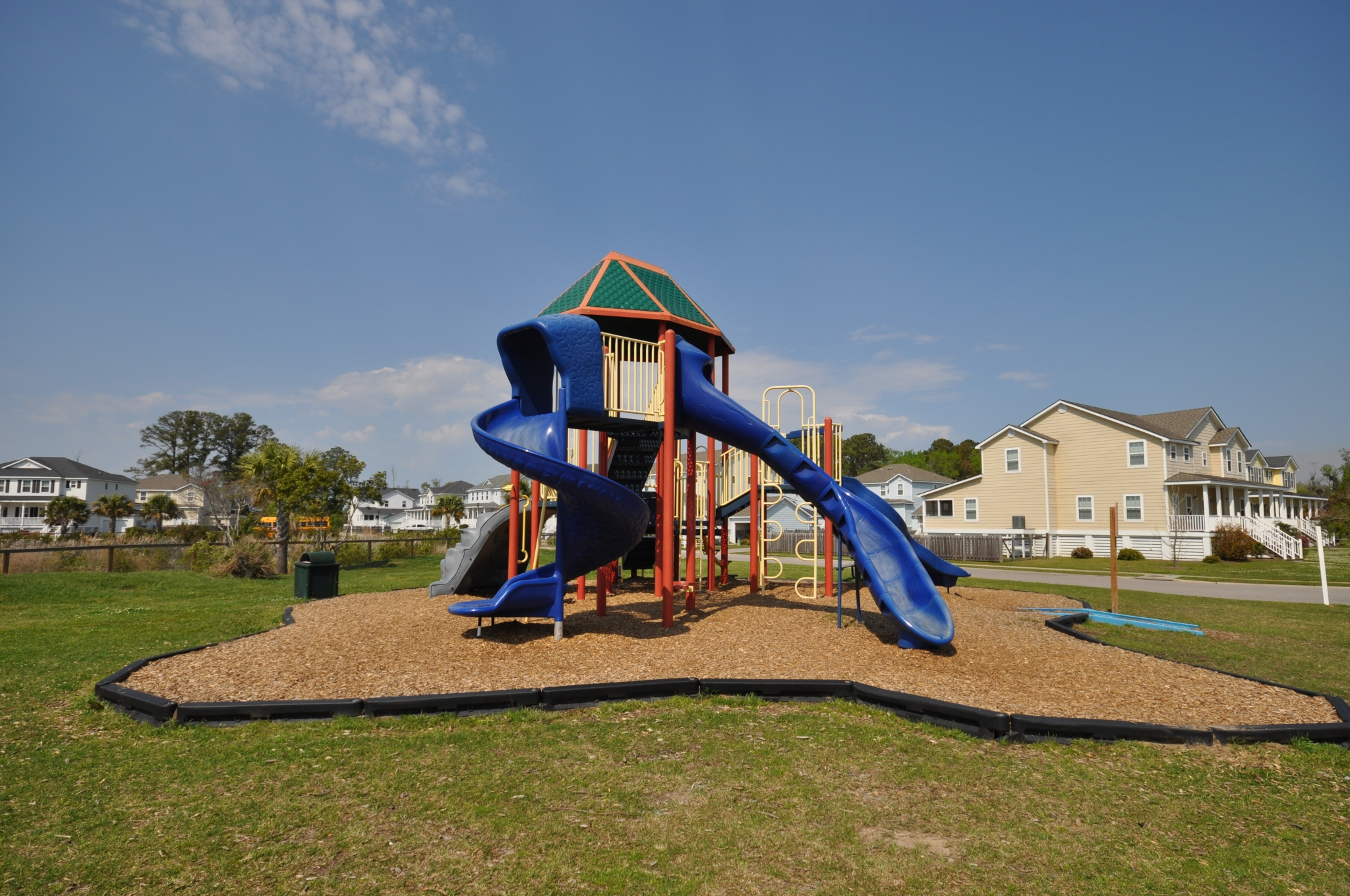 Parris Island Playground | Community Play Area | Outside Playground