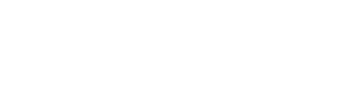 Atlantic Marine Corps Communities at Camp Lejeune Logo | camp lejeune rental homes | Atlantic Marine Corps Communities at Camp Lejeune