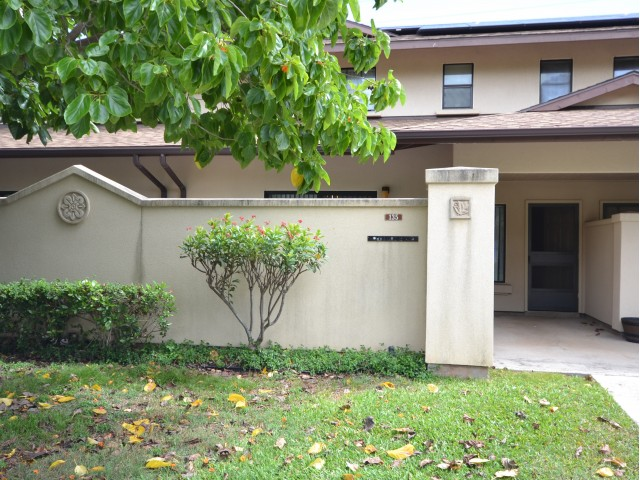 Beautifully Landscaped Grounds | Hickam AFB Housing | Hickam Communities