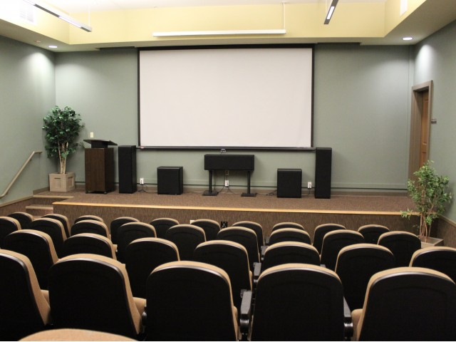 Image of Theater for North Haven Communities at Fort Wainwright