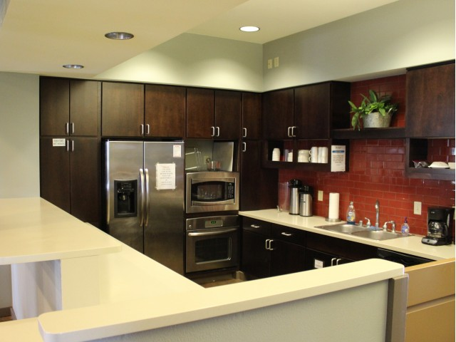 Image of Complete Kitchen for North Haven Communities at Fort Wainwright