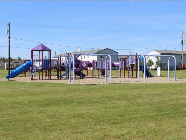 Image of Playgrounds for North Haven Communities at Fort Wainwright