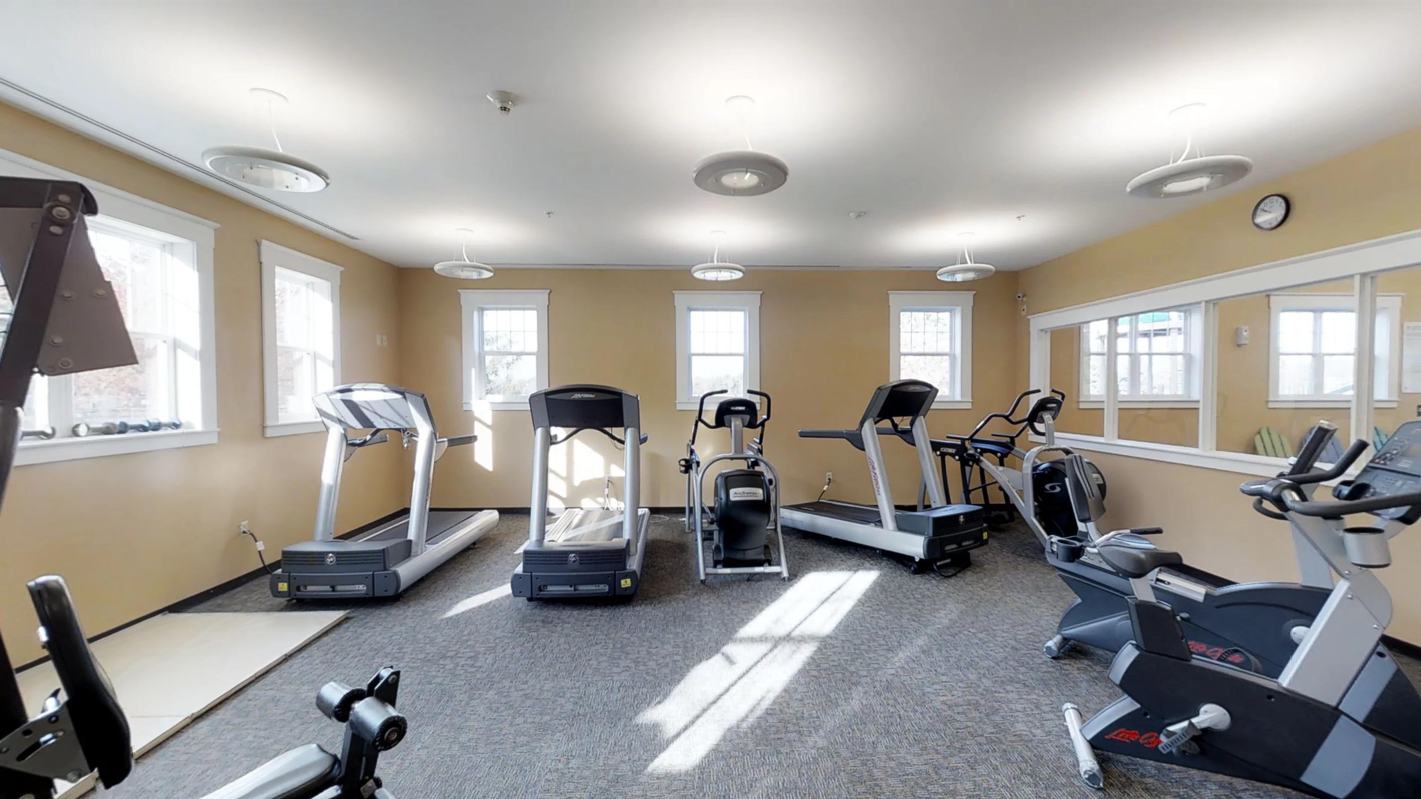 Fitness Center | Fort Drum Apartments