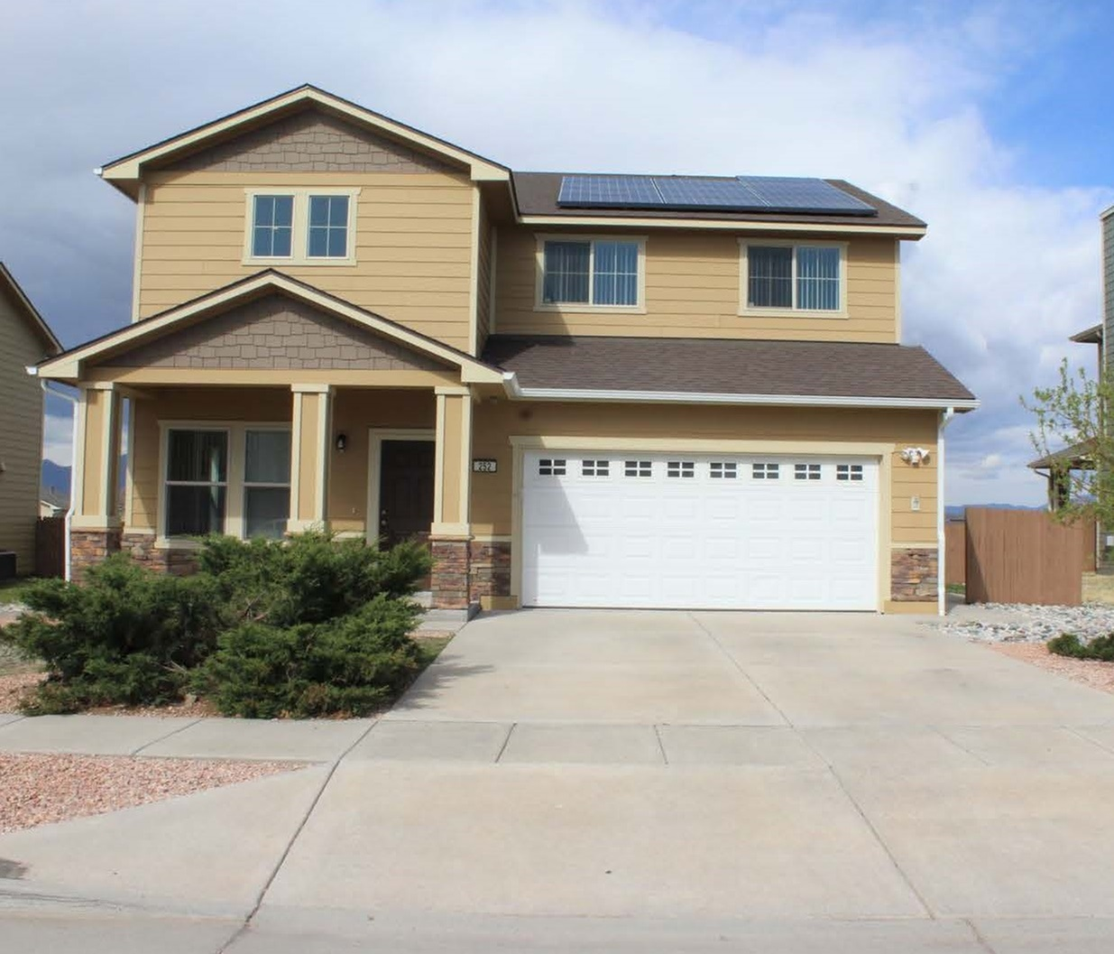 Homes at Tierra Vista Communities Peterson Air Force Base