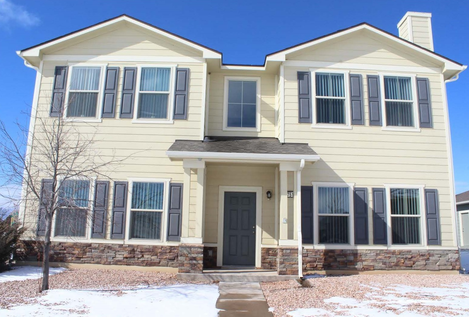 TVC at Peterson AFB homes