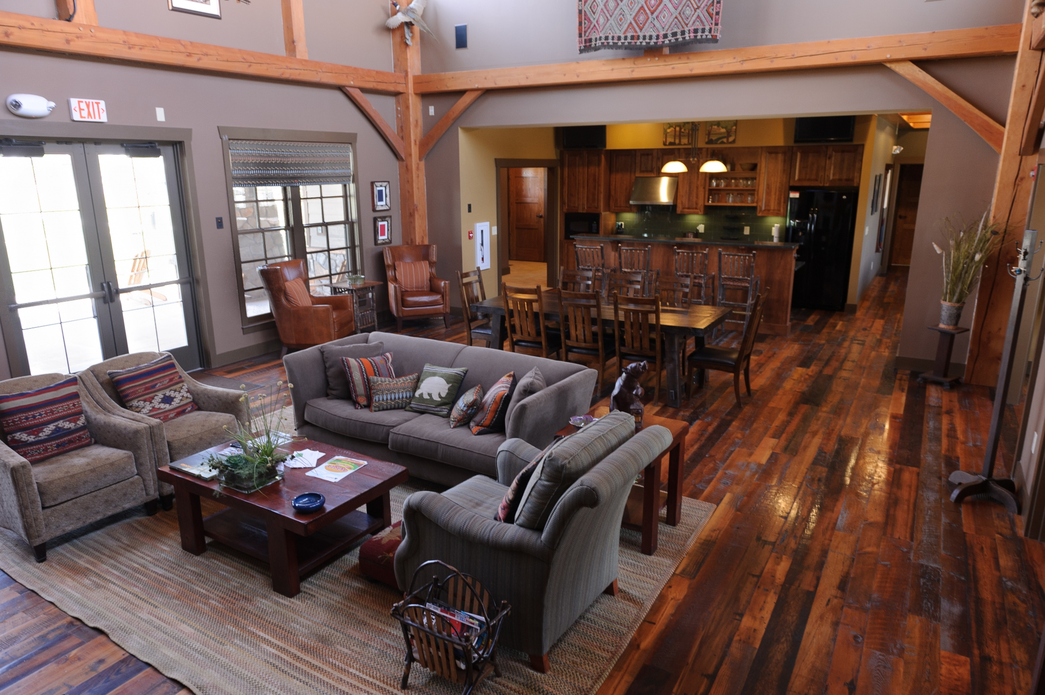 The Lodge Clubhouse | On Base Housing Fort Drum