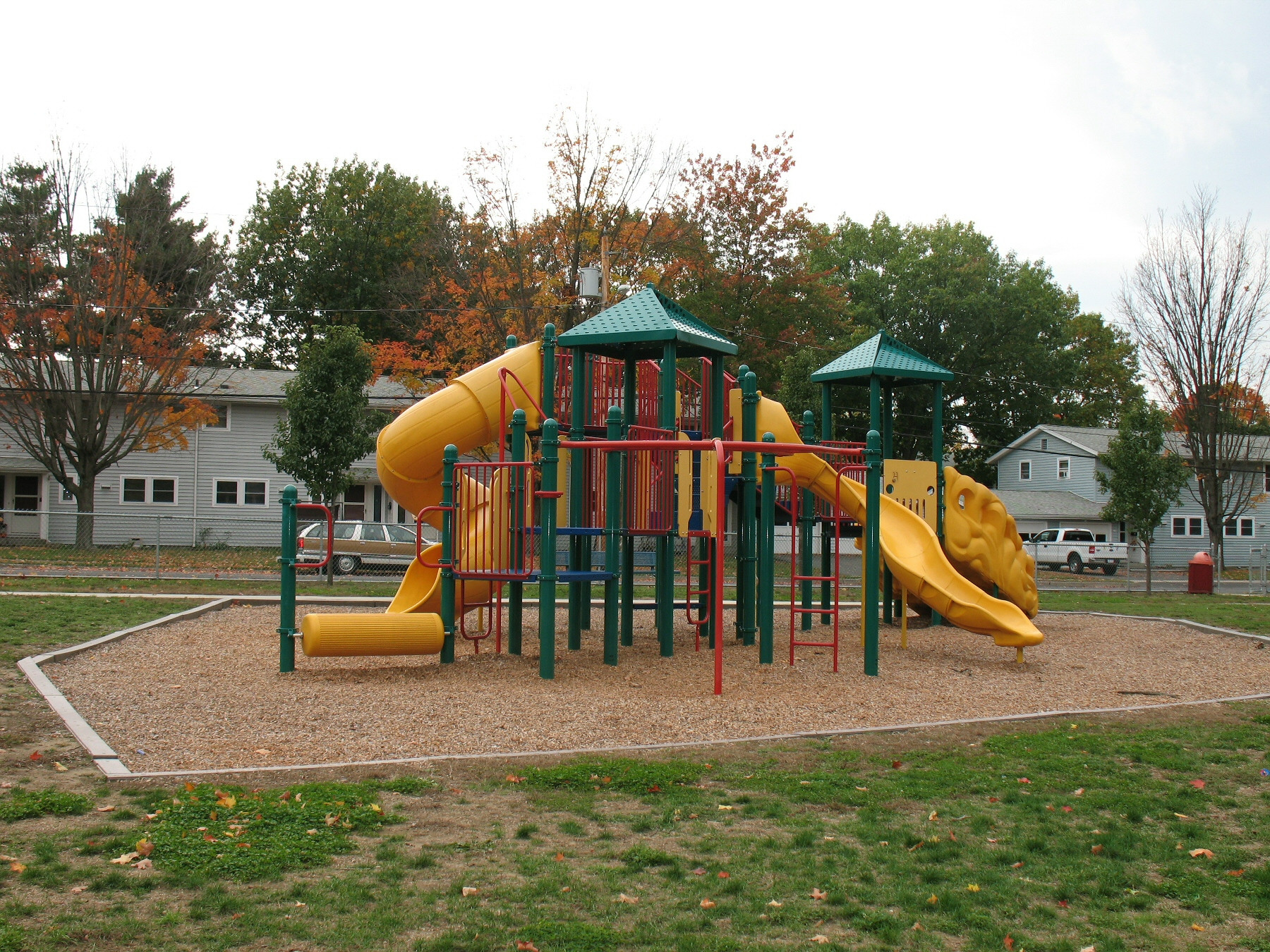 Outside Playground | Kid\'s Activities | Jungle Gym | Westover Housing Playground