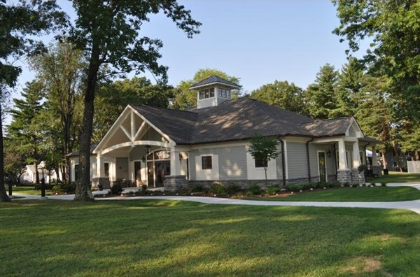 Westover Base Housing Clubhouse | Westover Military Housing Office | Leasing Center for AMC