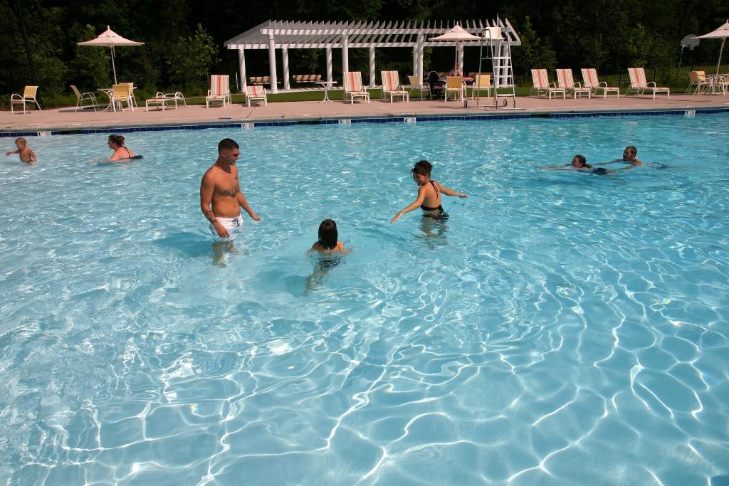 Swimming Pool | Family Swimming | Base Housing Swimming Pool