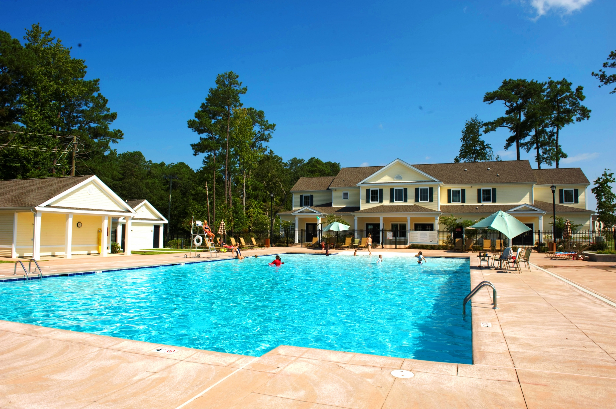 Swimming Pool | Amenity for Residents | Beautiful Pool | Concrete Pool | Outoor Pool
