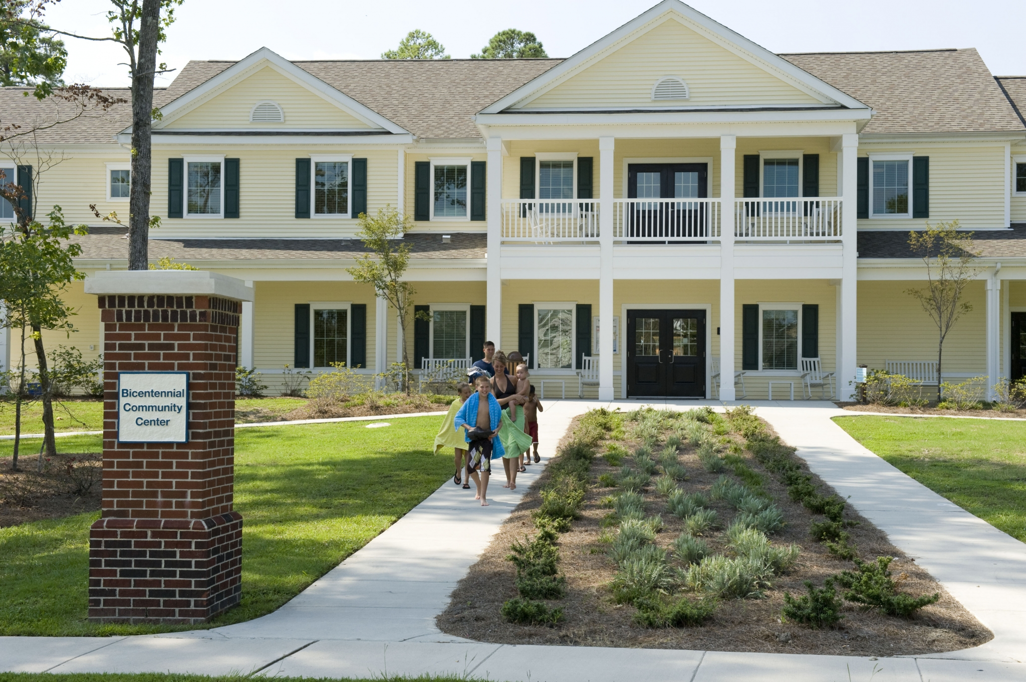 Community Center | Welcome Center | Large Club House