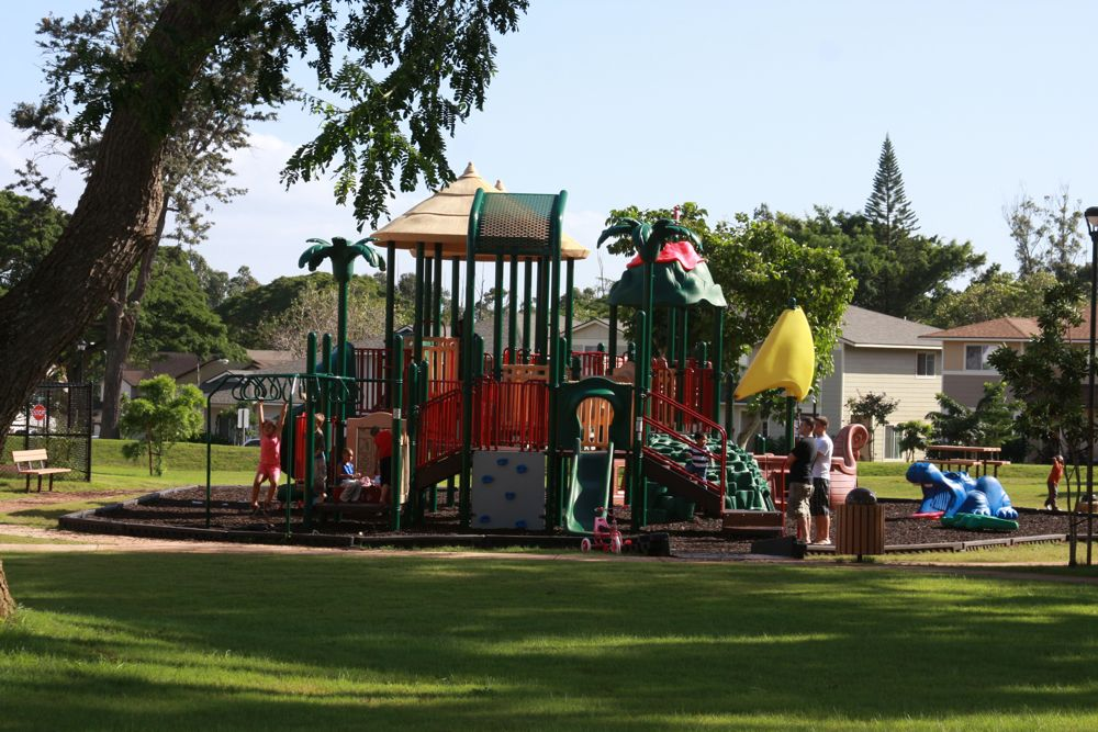 Playgrounds | Community Amenity | Island Palm Communities | Military Housing for rent