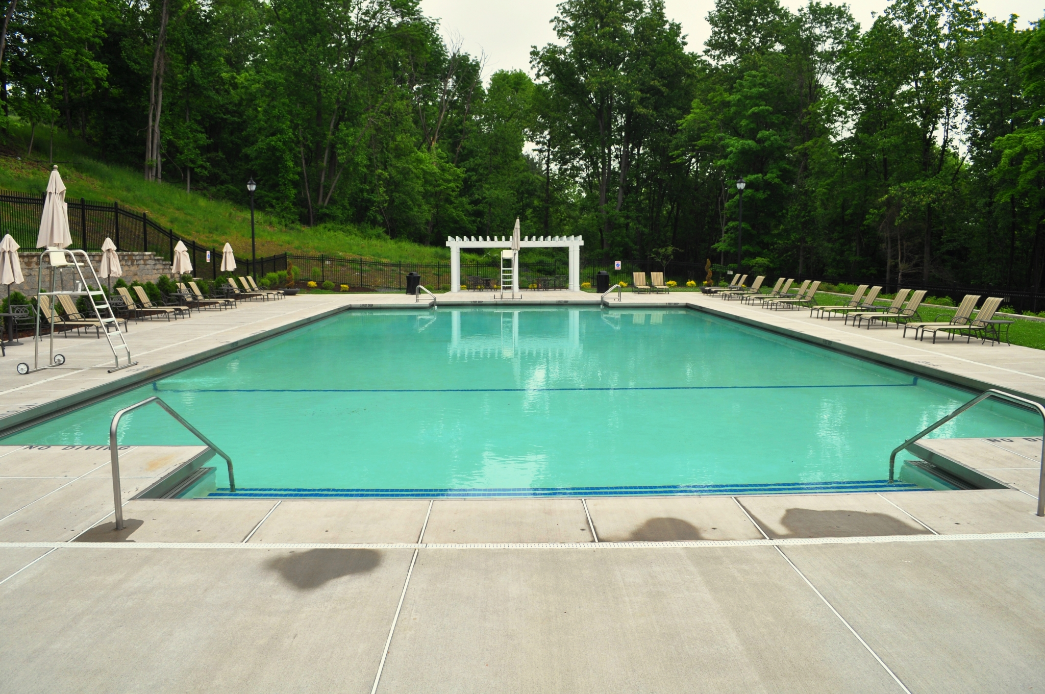 Swimming Pool | Resident Amenity | Community Pool | Conceret Pool