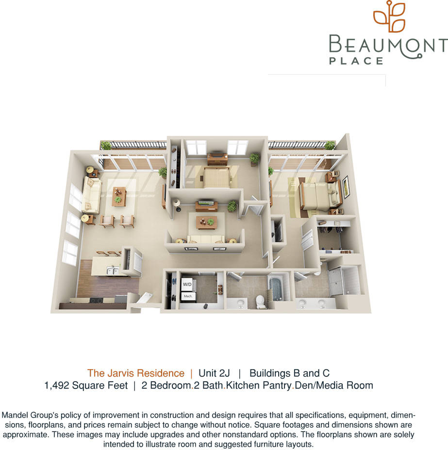 Beaumont Place Apartments