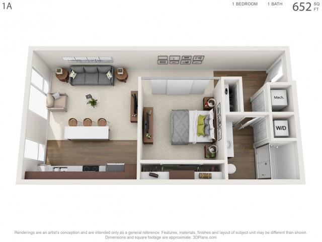 Belay Apartments