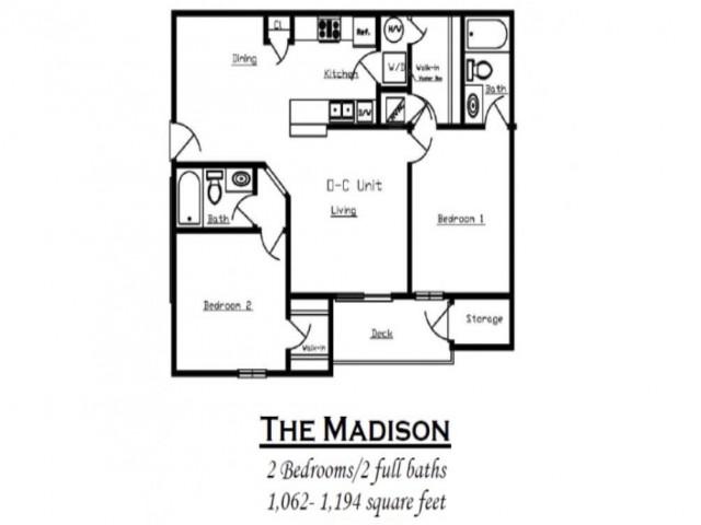 The Madison 1114 & 1199