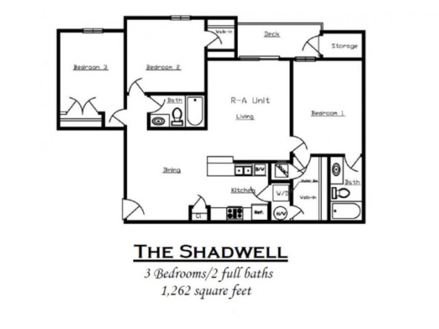 The Shadwell