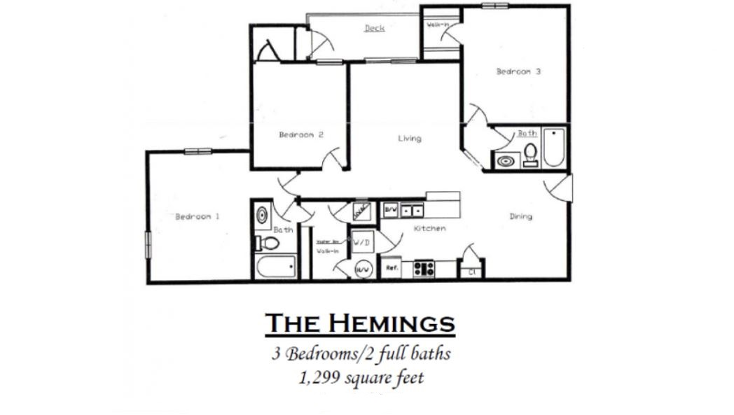 The Hemings 1114 & 1199