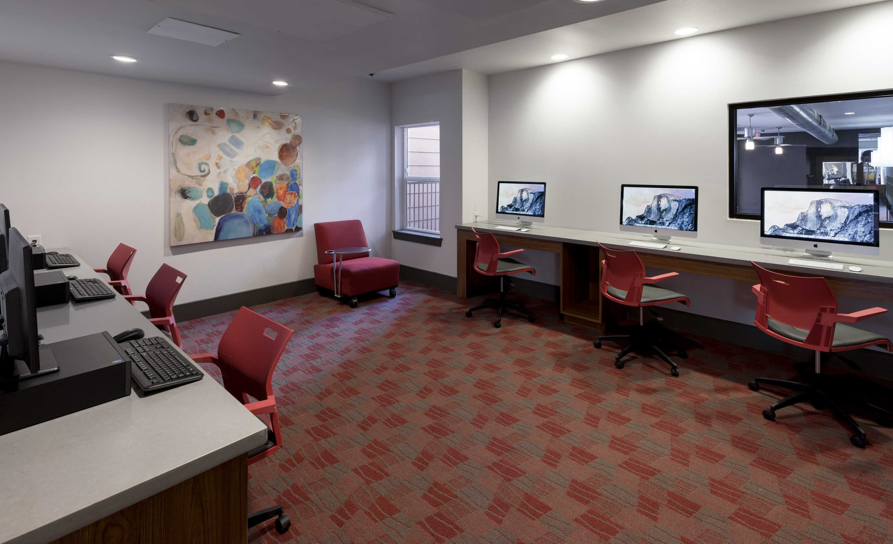 Image of Business Center for Millennium Apartments