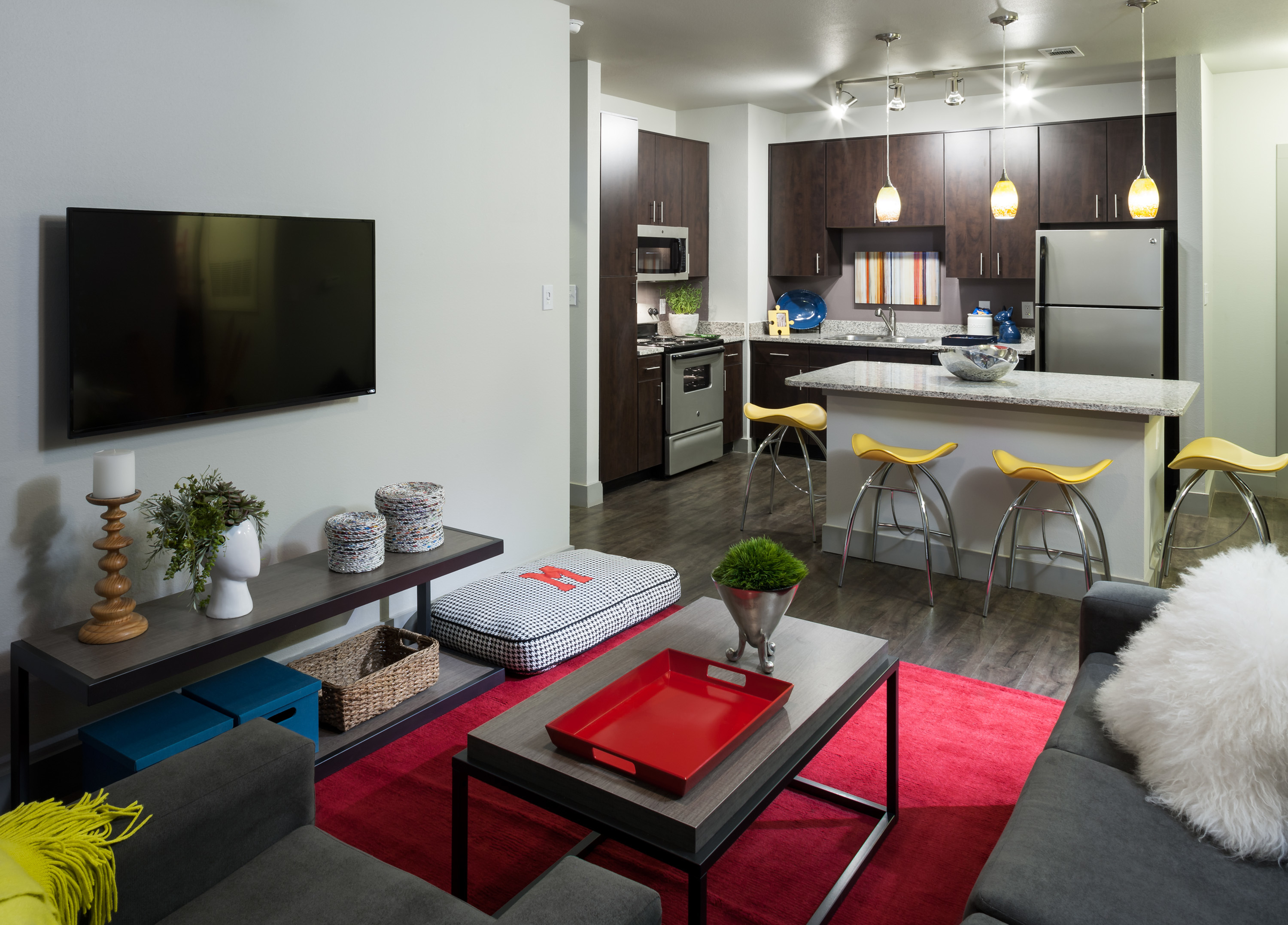 Image of Smart TVs Included for Millennium Apartments