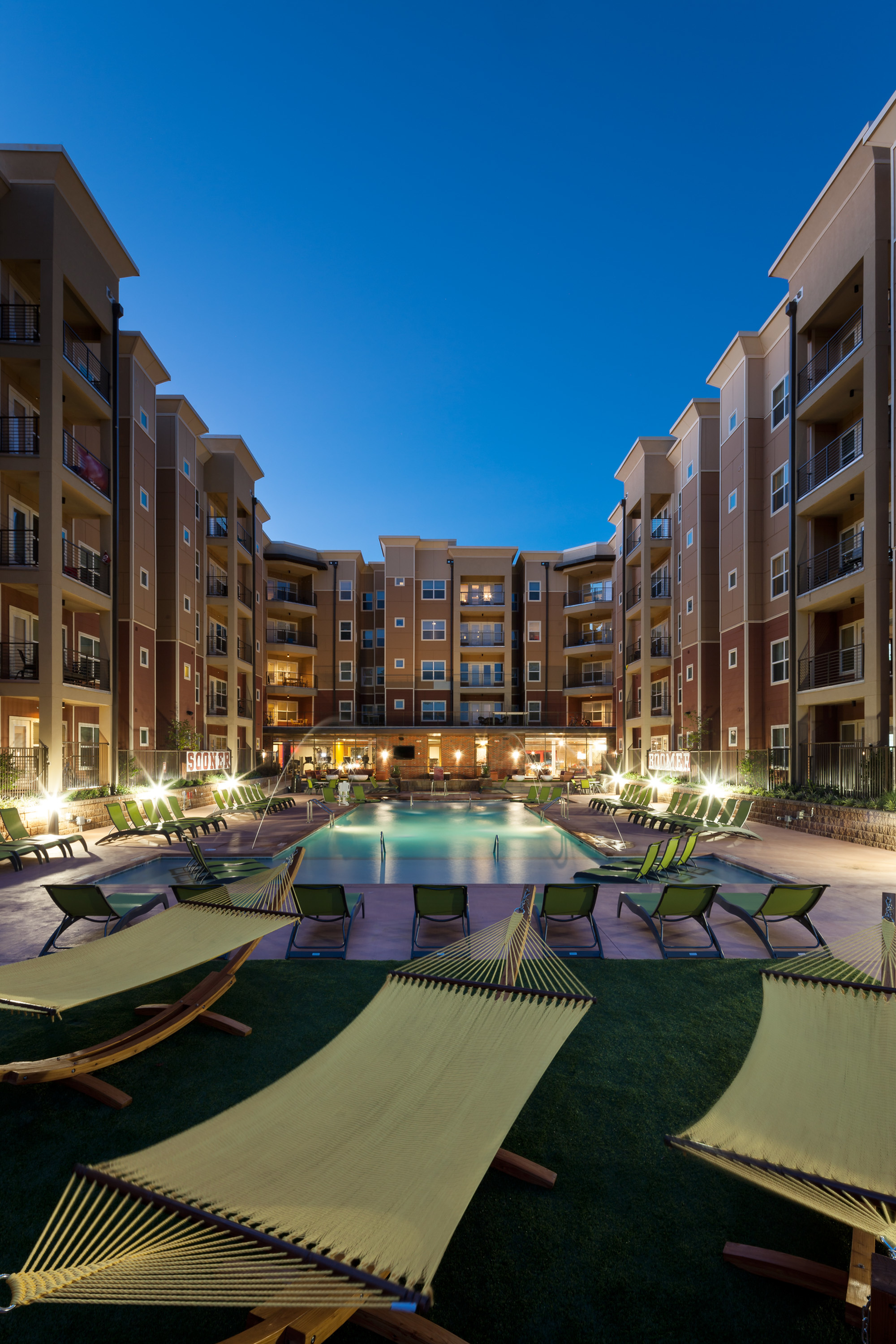 Image of Swimming Pool for Millennium Apartments