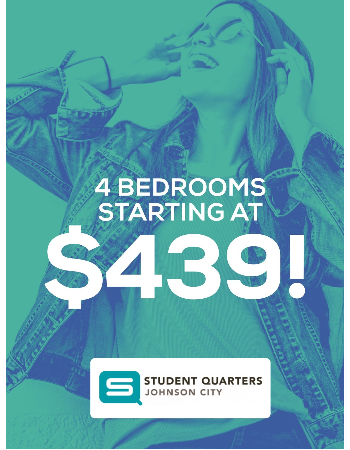 Live at Student Quarters for just $439 when you sign this week!