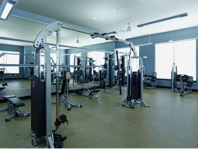Image of 24 Hour Fitness Center for www.bellamygreenville.com
