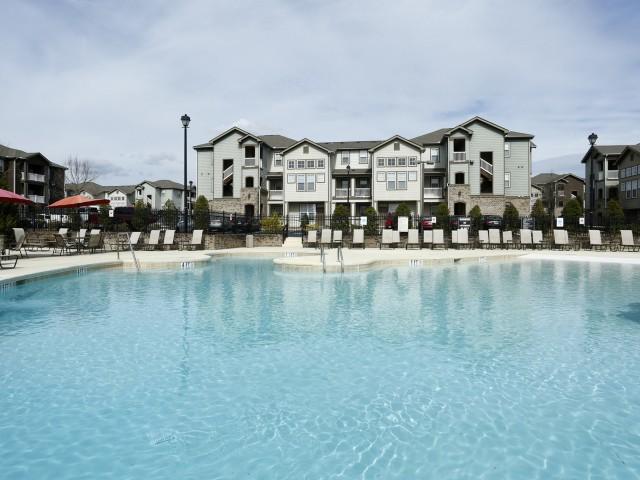 Image of Salt Water Swimming Pool for www.bellamygreenville.com