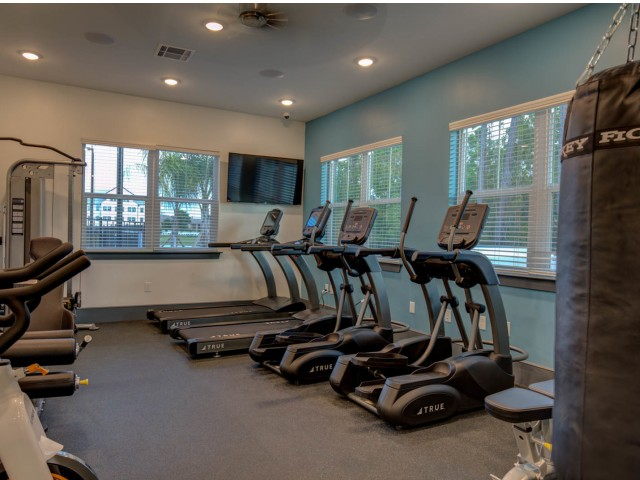 Access 24-hour fitness