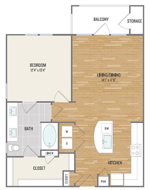 Floor Plan | Aura3300