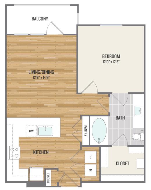 Floor Plan 3 | Aura3300
