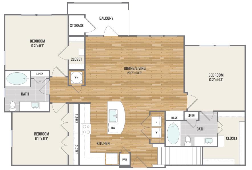 Floor Plan 2 | Aura3300 2
