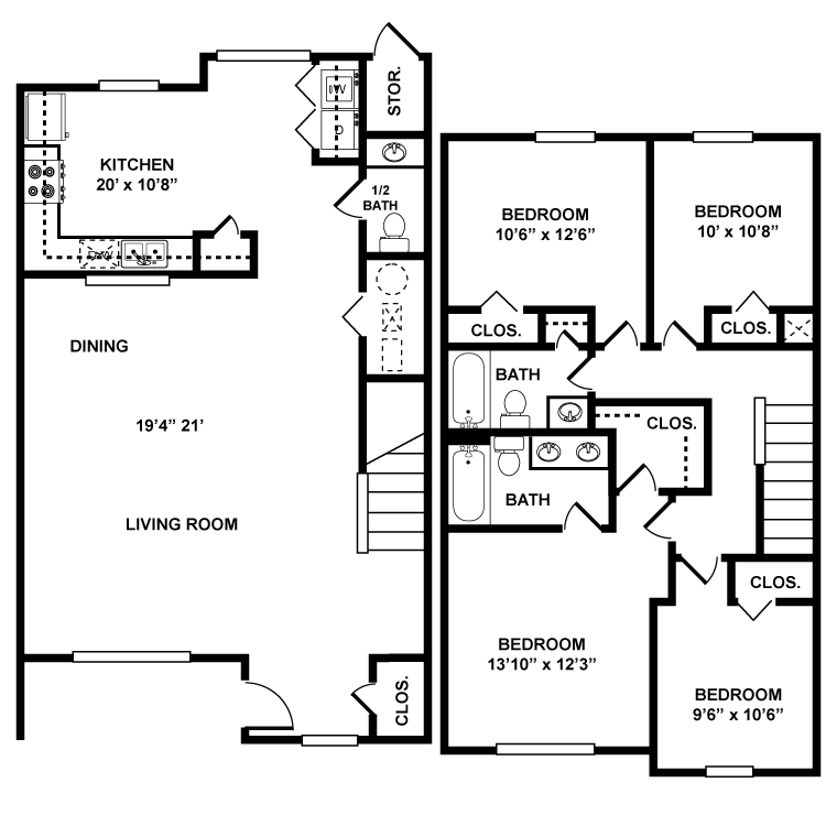 900 Square Foot Home Plans as well 500 Square Foot Small House also House Plan For 20 Feet By 45 Plot Size 100 Square Yards X 40 Home Plans 65201331 likewise Cabin Floor Plans in addition House Plan And Elevation 1700 Sq Ft. on 400 sqft home plans