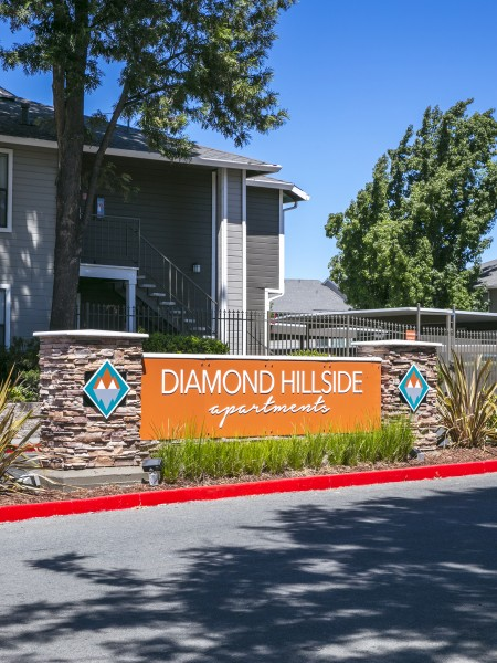 Diamond Hillside