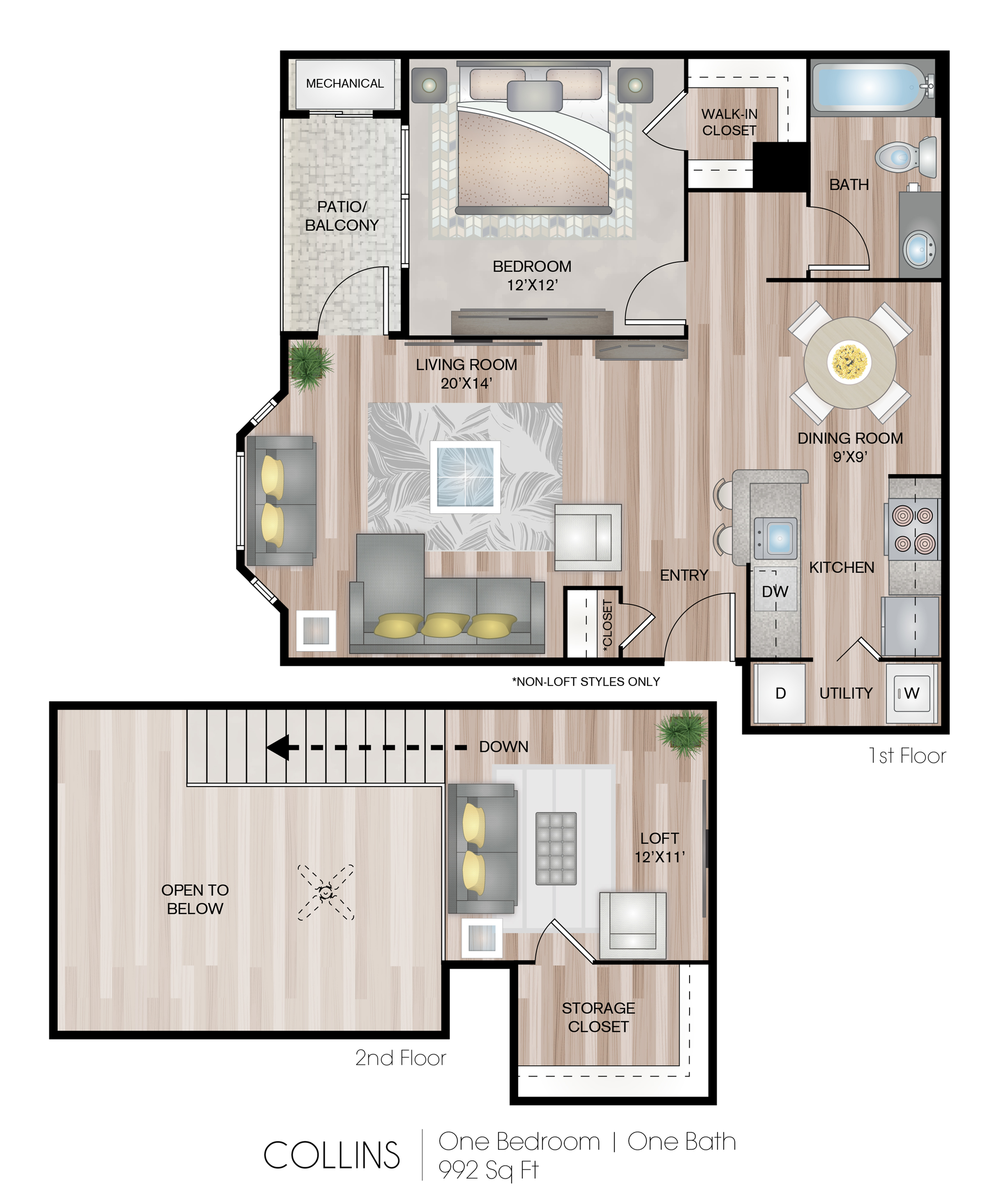 Essex Apartments: Essex Apartments